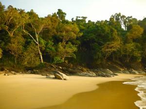 Beaches on Koh Ra