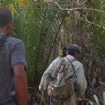 Jungle trekking a popular Thailand activity on Koh Ra